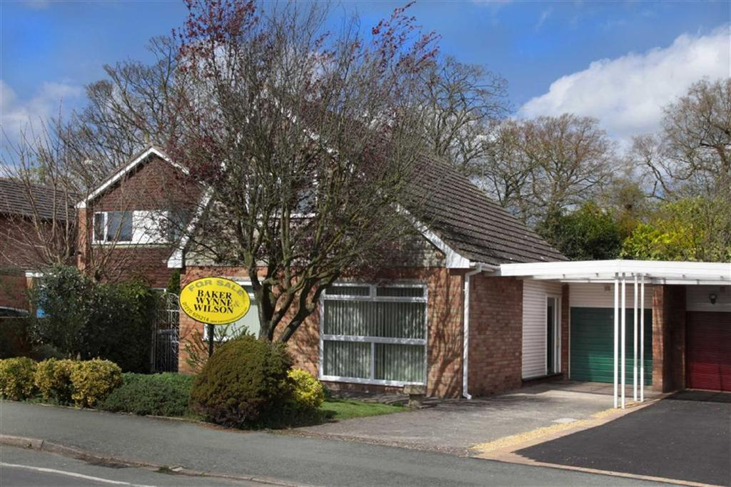 3 Bedrooms Detached House for sale in Derwent Close, Nantwich, Cheshire