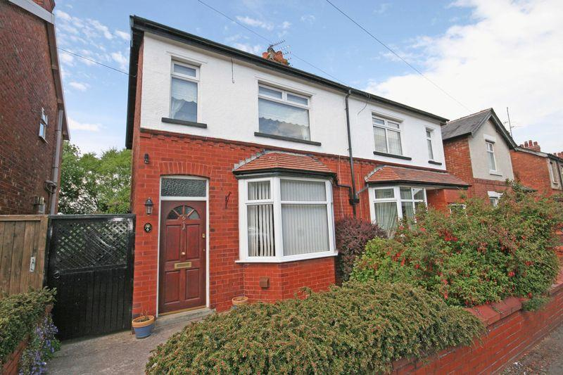 2 Bedrooms Semi Detached House for sale in Fylde Road, Poulton-Le-Fylde