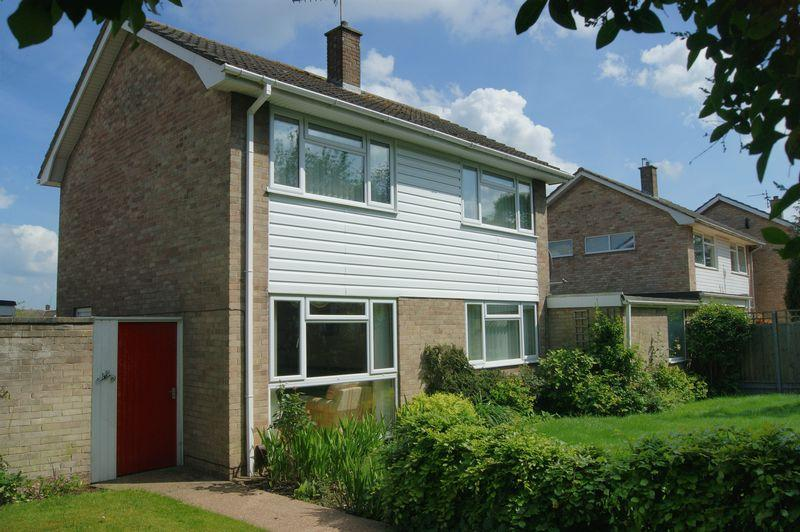 3 Bedrooms Detached House for sale in Goodwin Close, Newark