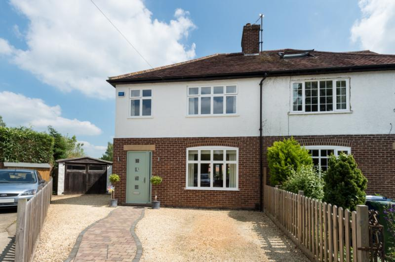 3 Bedrooms Semi Detached House for sale in Salisbury Crescent, Oxford, Oxfordshire