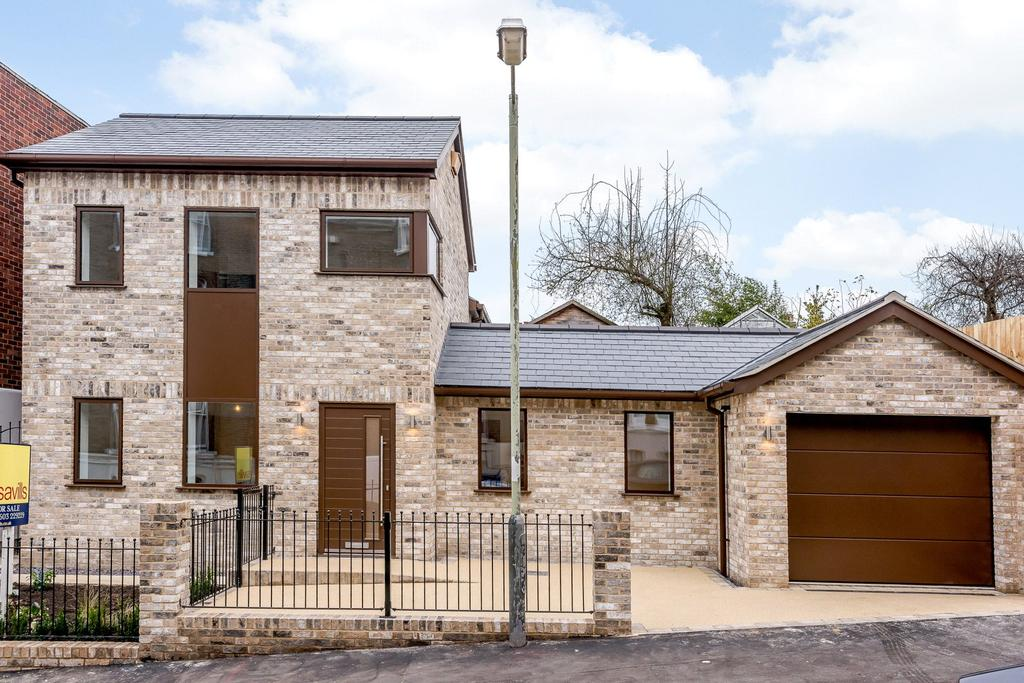 3 Bedrooms Detached House for sale in Cambridge Street, Norwich, NR2