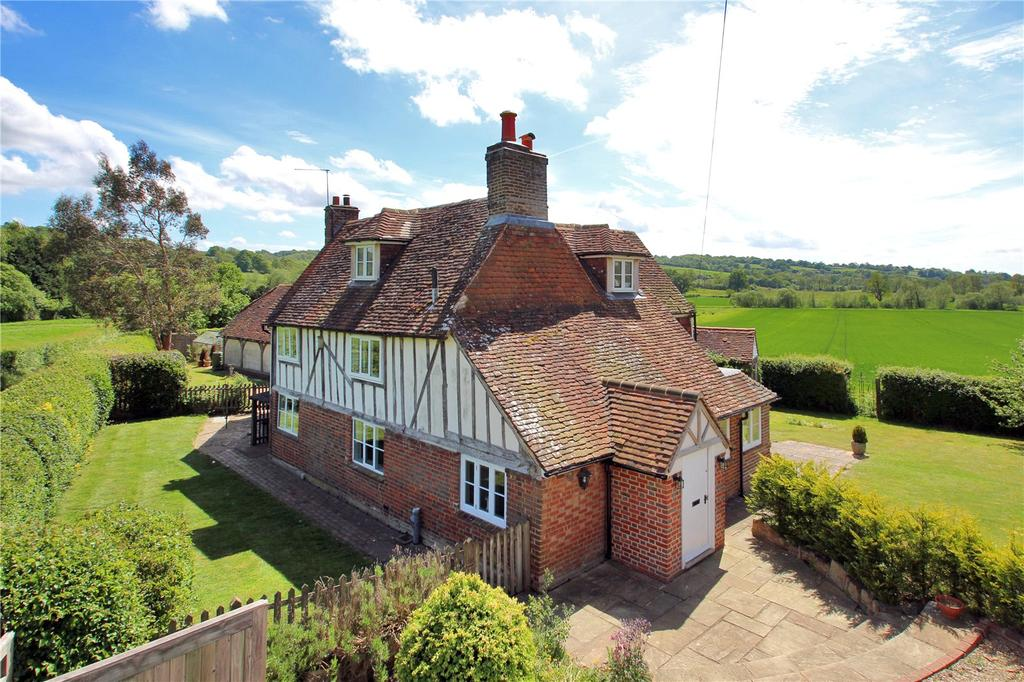 6 Bedrooms Detached House for sale in Poundsbridge Lane, Penshurst, Tonbridge, Kent, TN11