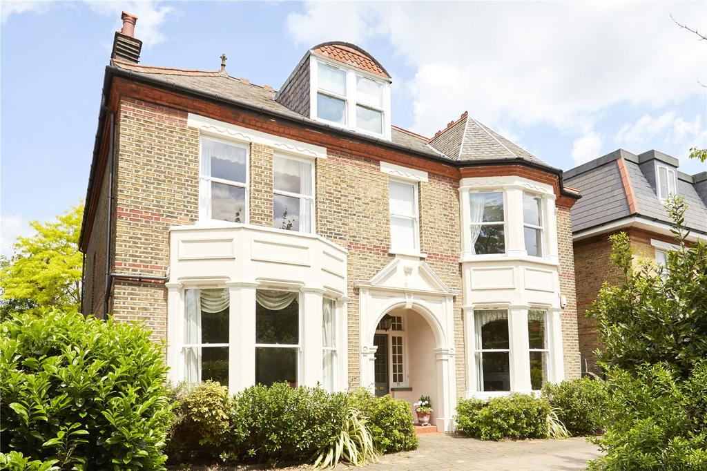 6 Bedrooms Detached House for sale in Freeland Road, Ealing, London, W5