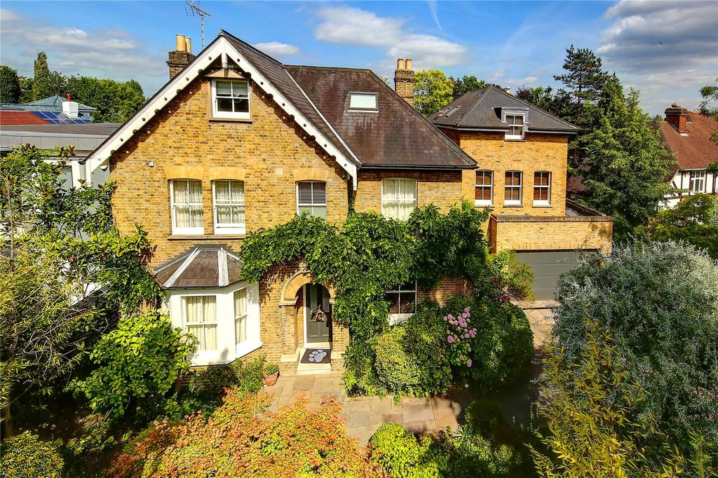 8 Bedrooms Detached House for sale in Princes Way, Wimbledon, London, SW19