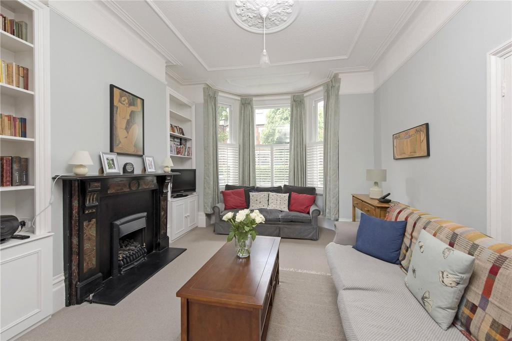 4 Bedrooms Terraced House for sale in Melody Road, London, SW18