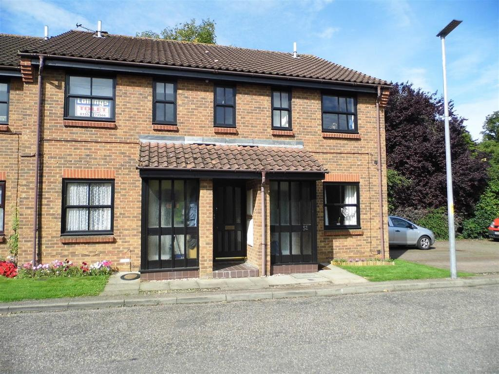 1 Bedroom Apartment Flat for sale in Bransby Close, King's Lynn
