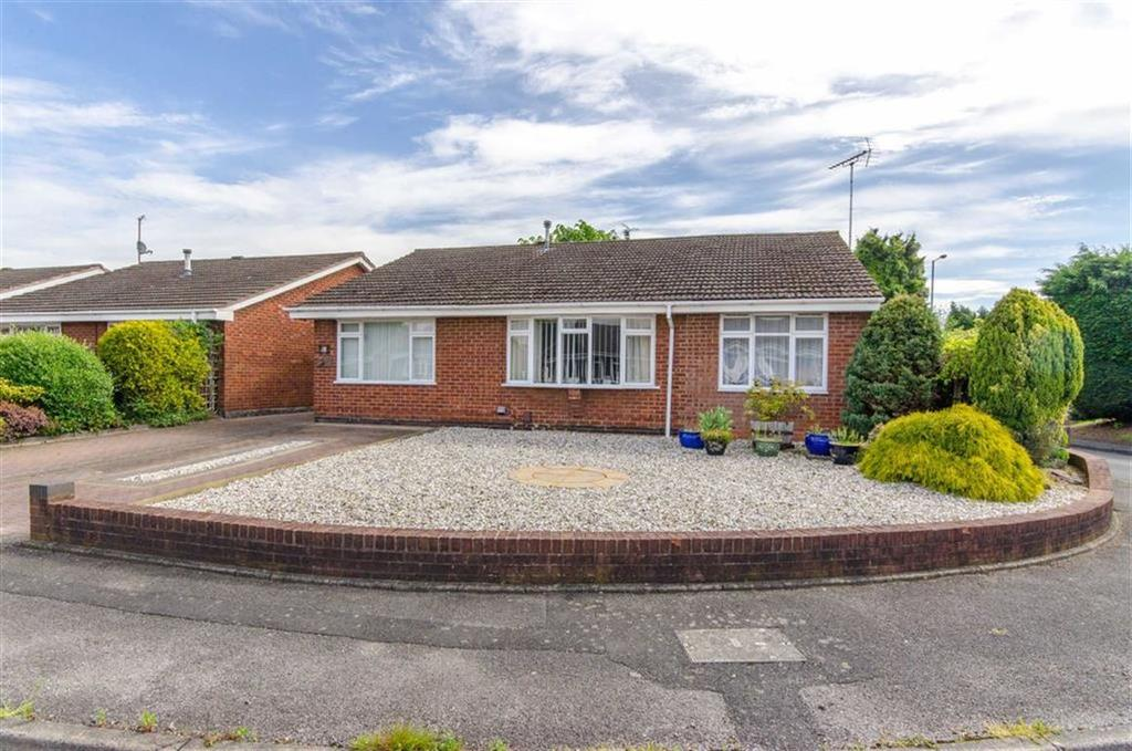 3 Bedrooms Bungalow for sale in Waverley Close, Kidderminster, DY10