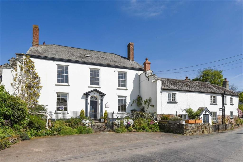 11 Bedrooms Detached House for sale in Heasley Mill, South Molton, Devon, EX36