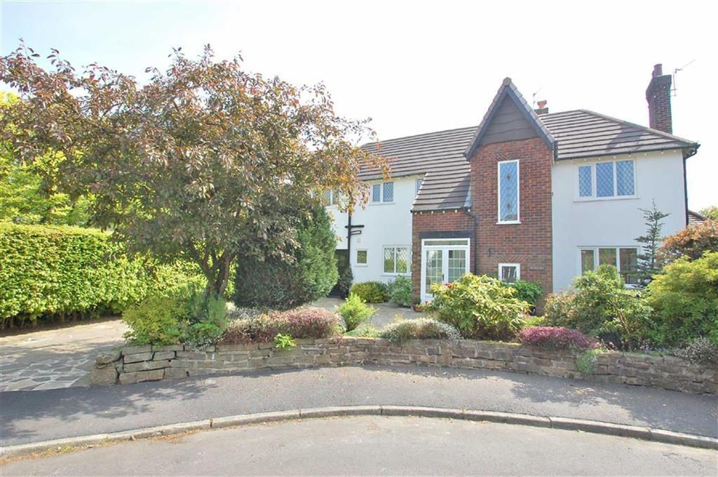 4 Bedrooms Detached House for sale in Bramway, Bramhall, Cheshire