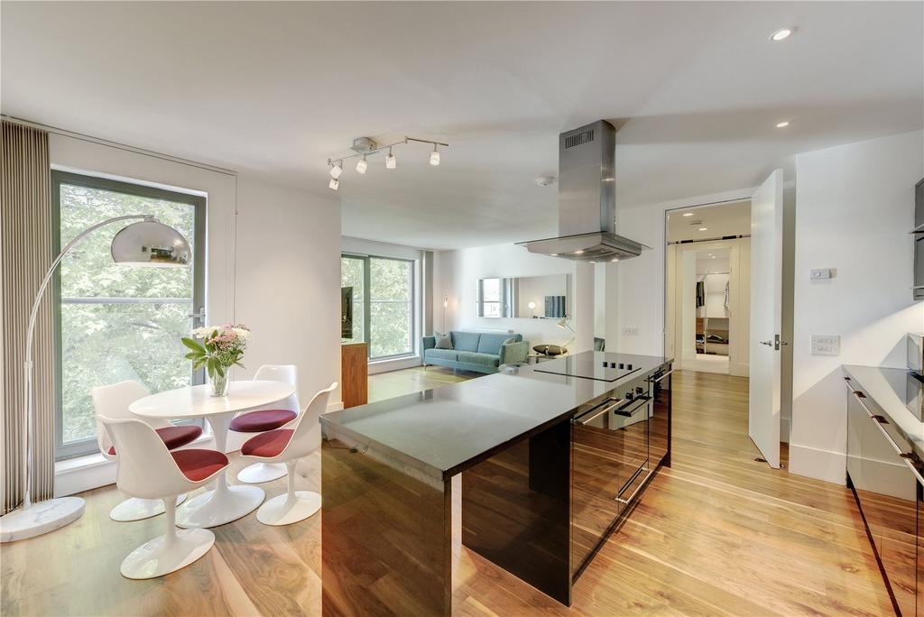 2 Bedrooms Apartment Flat for sale in Theobalds Road, Bloomsbury, WC1X