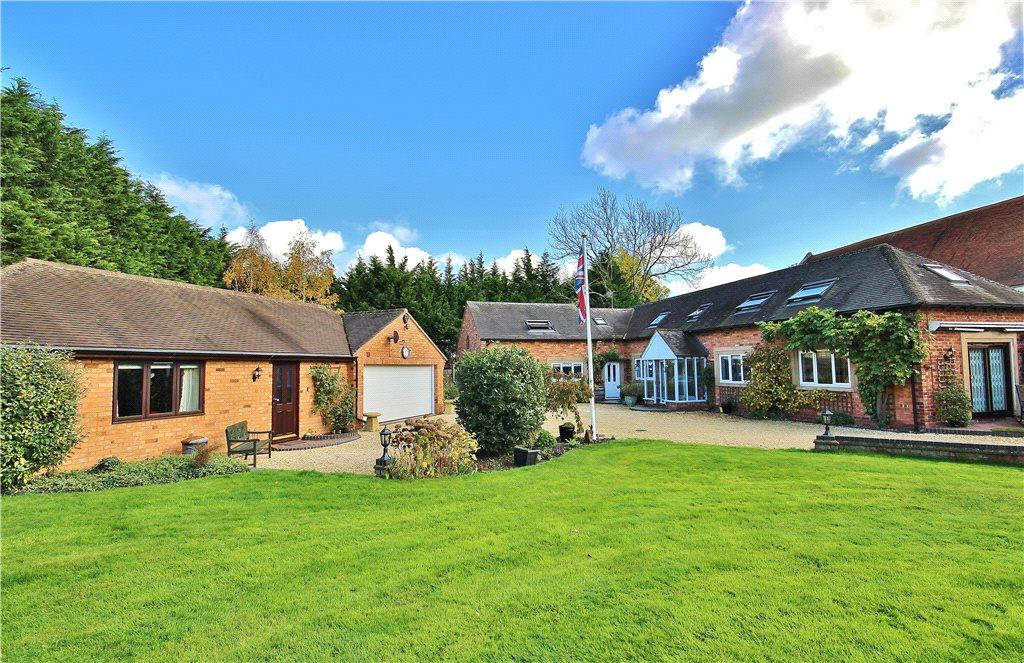 5 Bedrooms Detached House for sale in Church Road, Strensham, Worcestershire, WR8