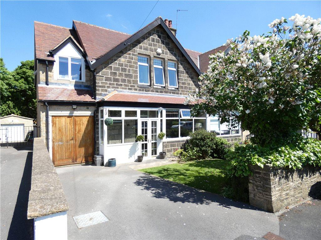 4 Bedrooms Semi Detached House for sale in Westmoor Avenue, Baildon, West Yorkshire