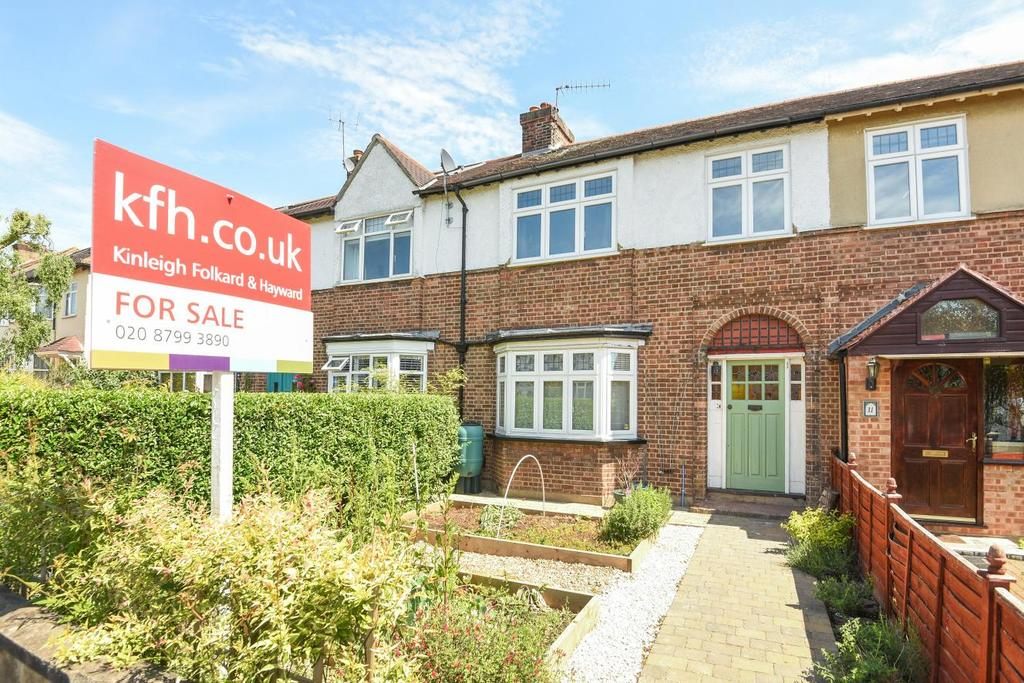 3 Bedrooms Terraced House for sale in Lionel Road North, Brentford, TW8