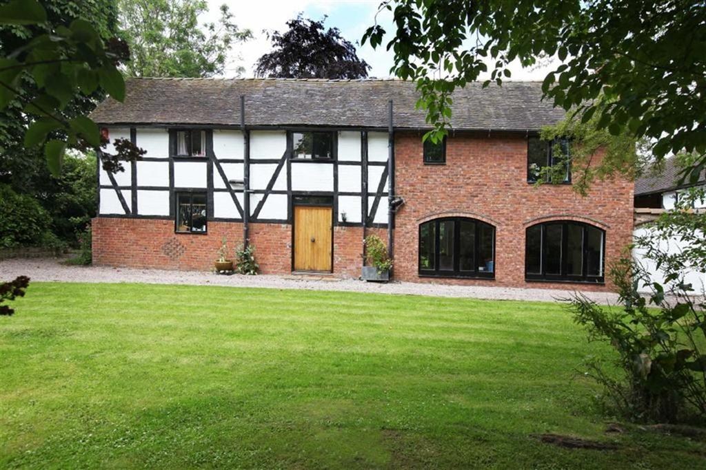 4 Bedrooms Barn Conversion Character Property for sale in Woore Road, Buerton, Cheshire