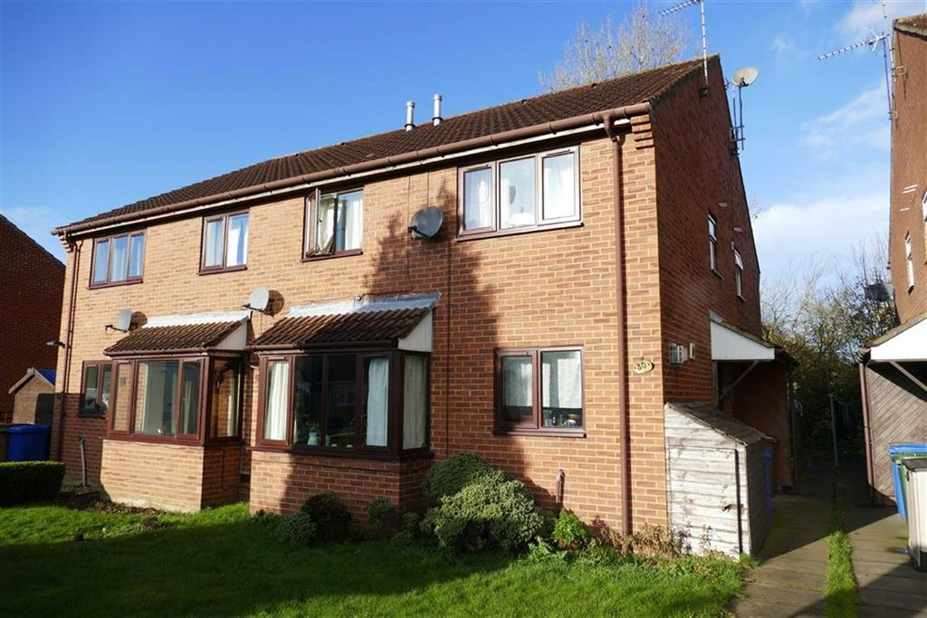 2 Bedrooms Terraced House for sale in Wicstun Way, Market Weighton