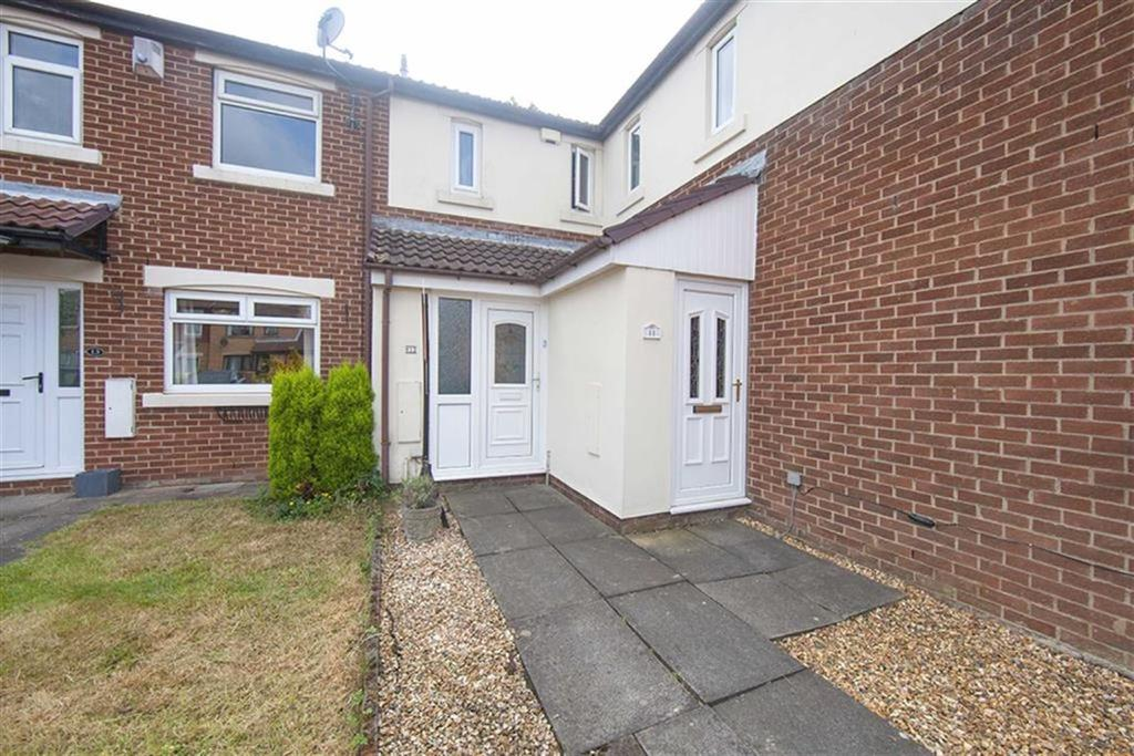 2 Bedrooms Terraced House for sale in Ribblesdale, Hadrian Lodge, Wallsend, NE28