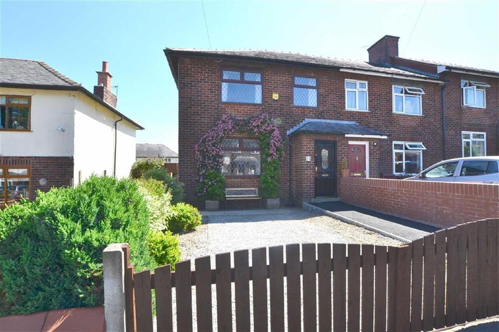 3 Bedrooms Semi Detached House for sale in Warwick Drive, Padiham, Lancashire