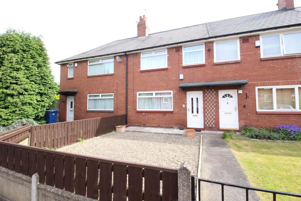3 Bedrooms Terraced House for sale in Lynmouth Place, Newcastle Upon Tyne
