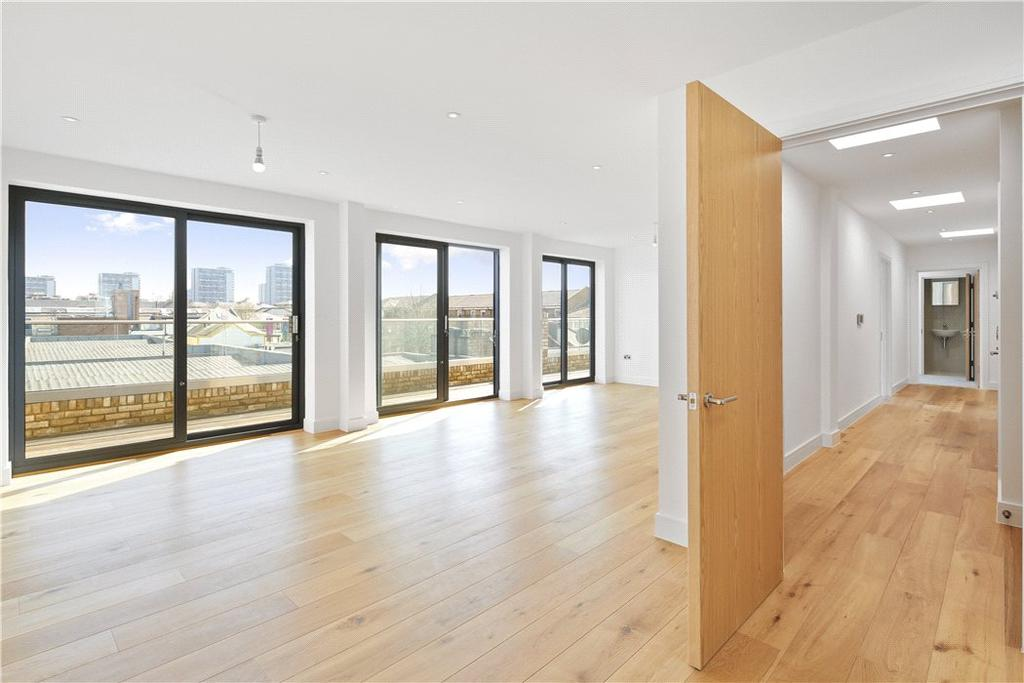 3 Bedrooms Flat for sale in The Harland, Woodfield Place, Maida Vale, London, W9
