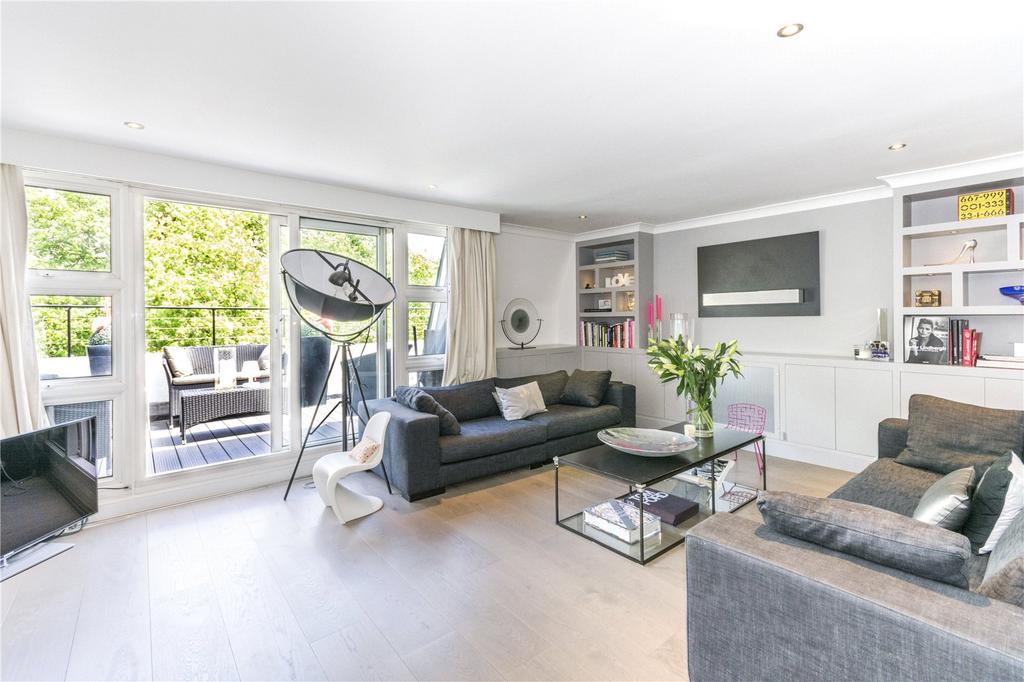 3 Bedrooms Flat for sale in St Georges Square, London