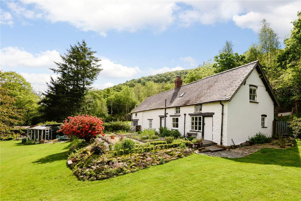 3 Bedrooms Detached House for sale in Cemmaes Road, Machynlleth, Powys