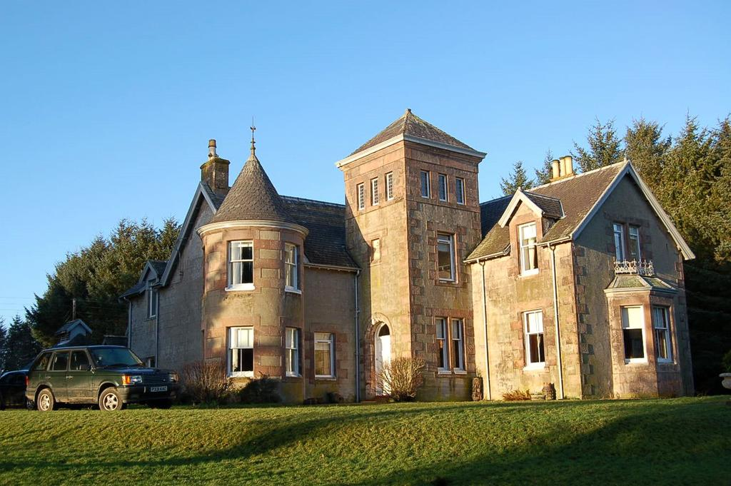 9 Bedrooms House for sale in Dorrery Lodge, Dorrery, Scotscalder, Halkirk, Caithness, KW12