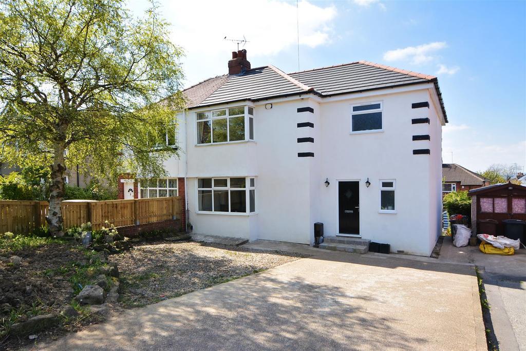 3 Bedrooms Semi Detached House for sale in Harrogate Road, Rawdon