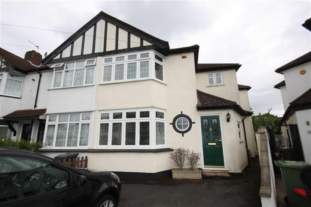 4 Bedrooms End Of Terrace House for sale in Lovelace Avenue, Bromley