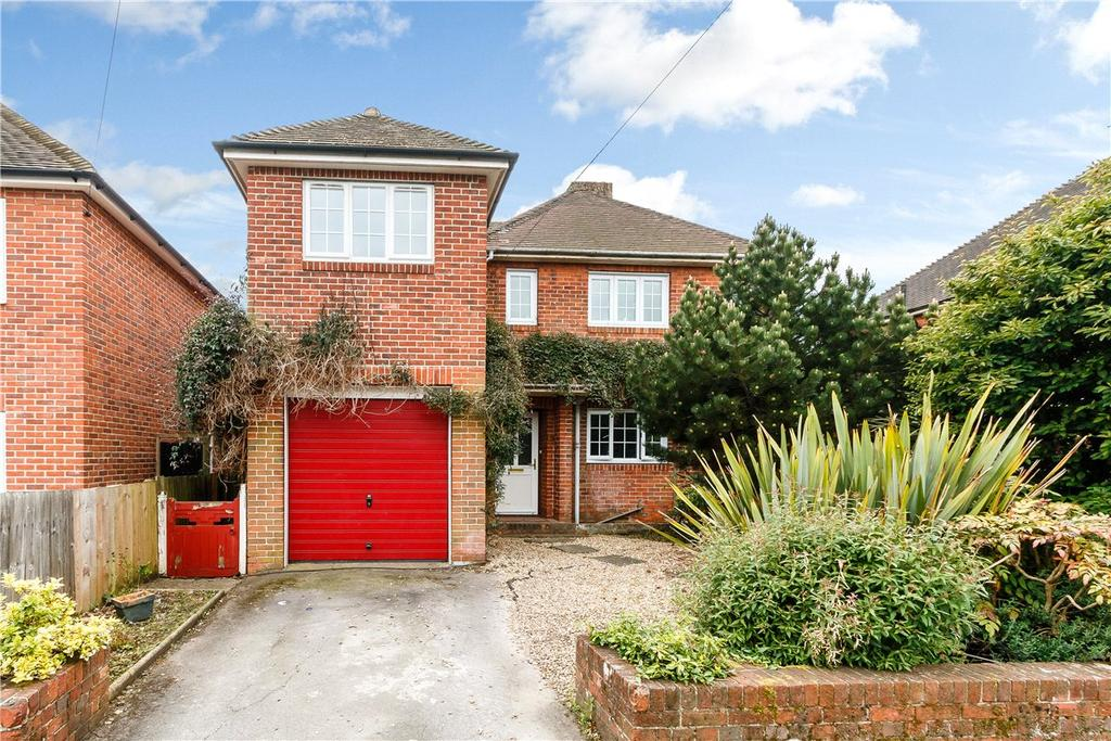 4 Bedrooms Detached House for sale in Rectory Close, Newbury, Berkshire, RG14