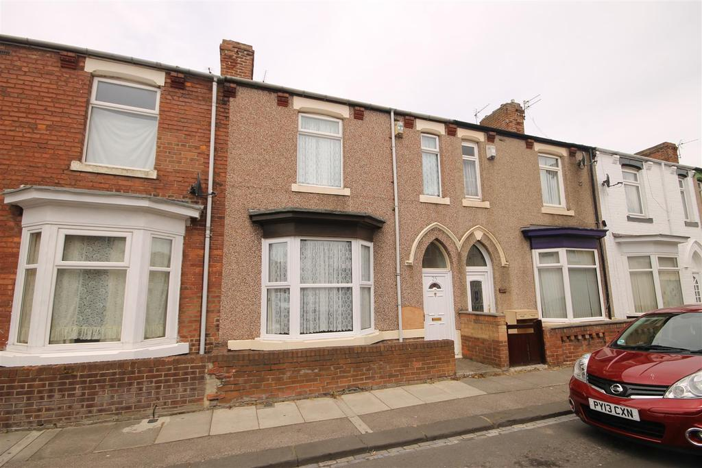 3 Bedrooms Terraced House for sale in Lister Street, Hartlepool