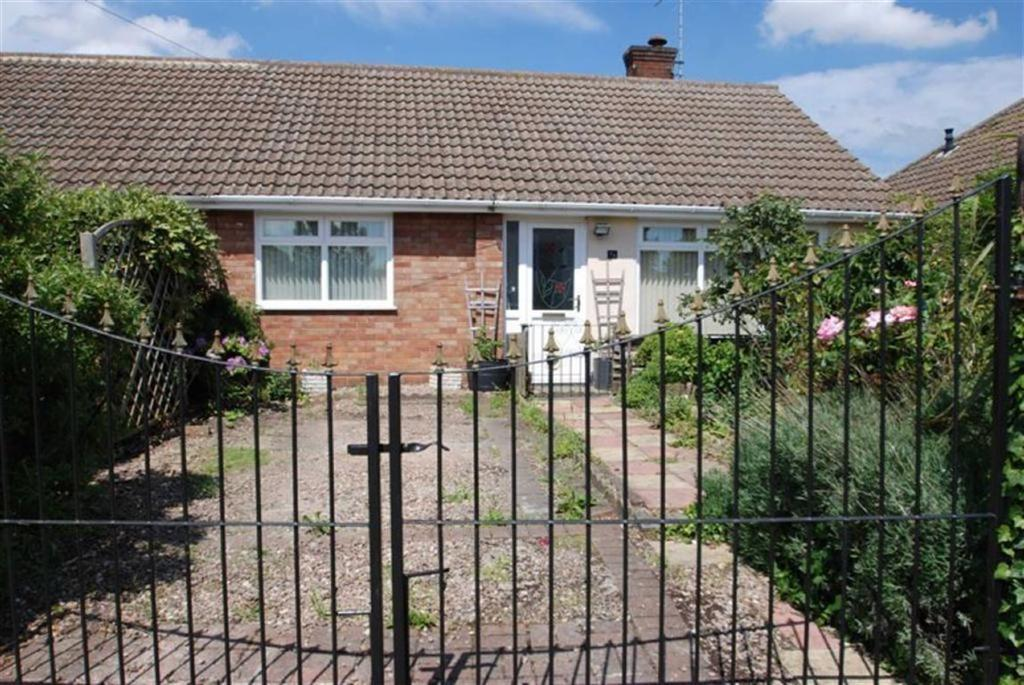 2 Bedrooms Semi Detached Bungalow for sale in Hospital Lane, Boston