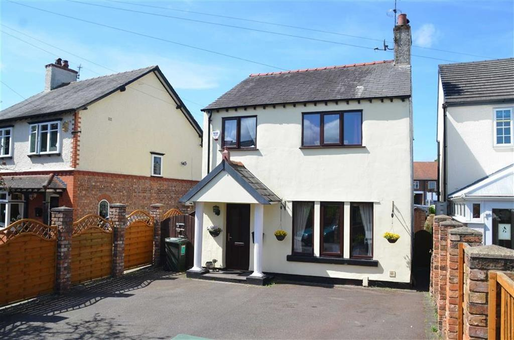 3 Bedrooms Detached House for sale in Smithy Lane, Little Sutton, CH66