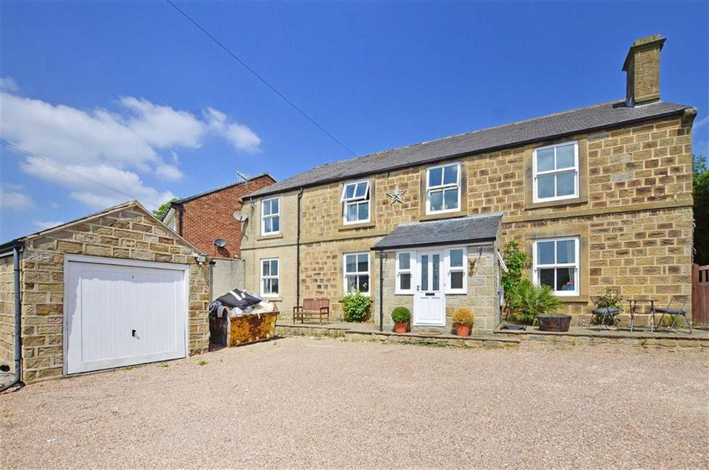 4 Bedrooms Detached House for sale in Yellow Lion, 45, High Street, Apperknowle, Dronfield, Derbyshire, S18
