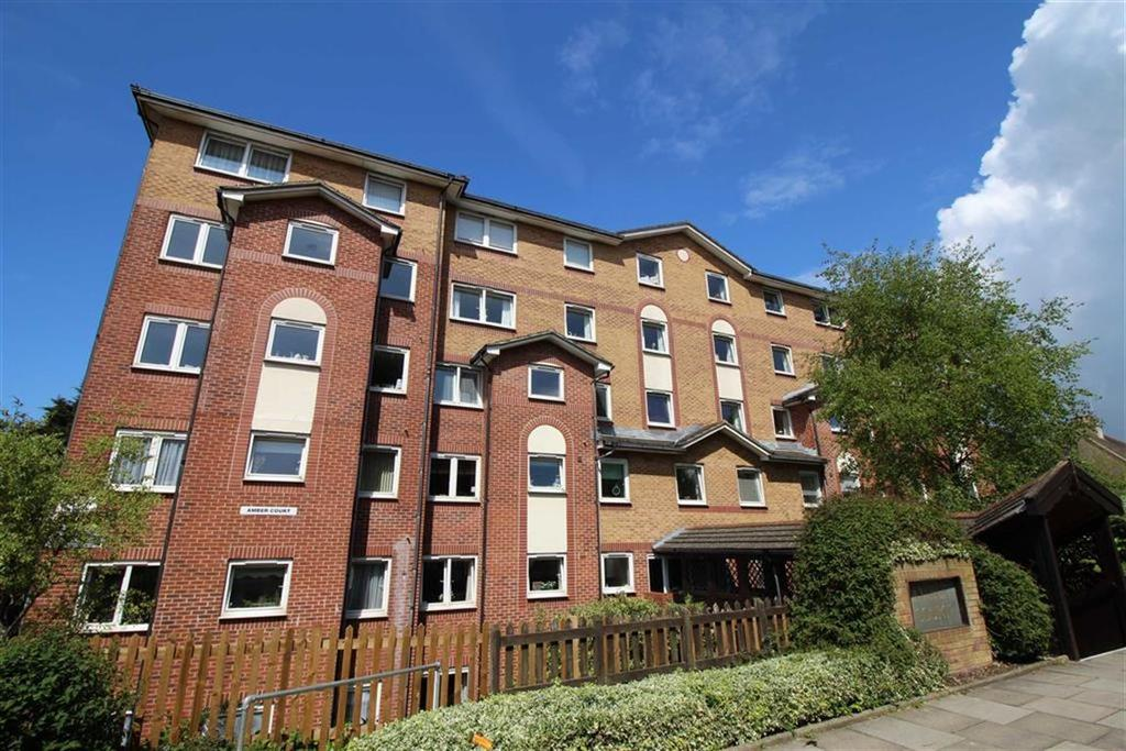 2 Bedrooms Retirement Property for sale in Amber Court, Hove, East Sussex