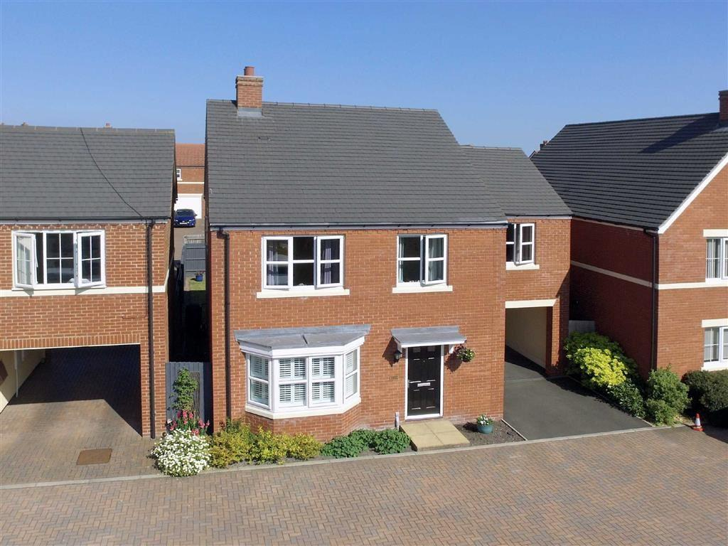 4 Bedrooms Detached House for sale in Toronto Avenue, Copthorne, Shrewsbury, Shropshire