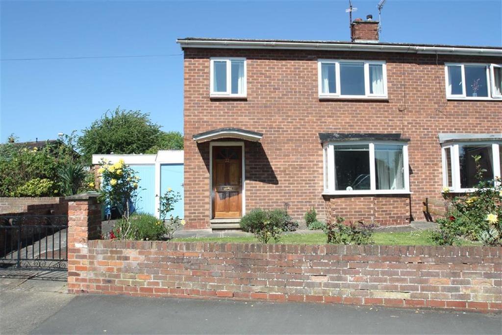 3 Bedrooms Semi Detached House for sale in Grafton Mews, Harlescott, Shrewsbury