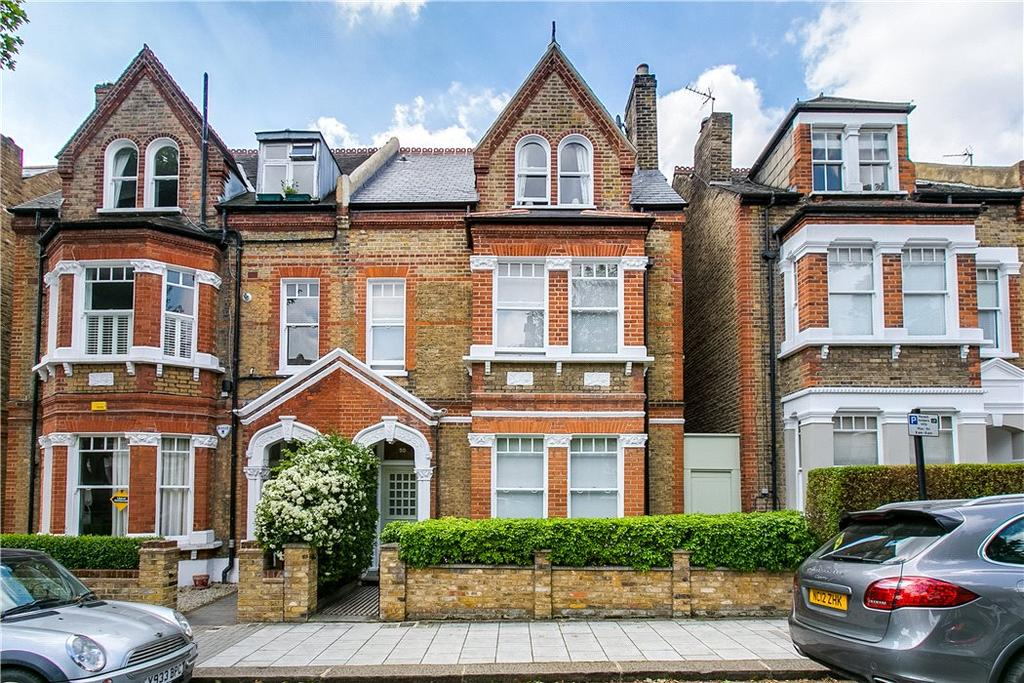 5 Bedrooms Semi Detached House for sale in Lessar Avenue, Clapham, London, SW4