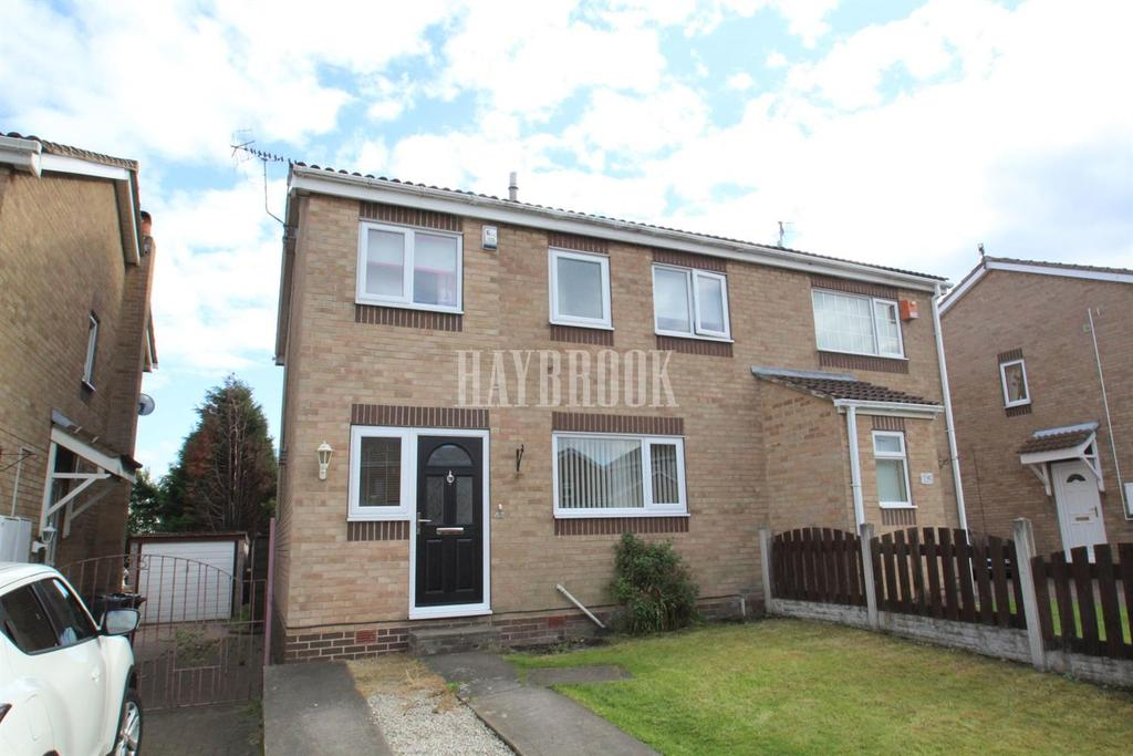 3 Bedrooms Semi Detached House for sale in Boundary Green, Rawmarsh