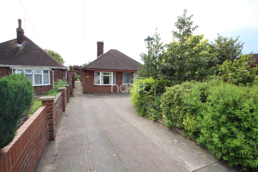 2 Bedrooms Bungalow for sale in Lincoln Road, Nettleham, Lincoln