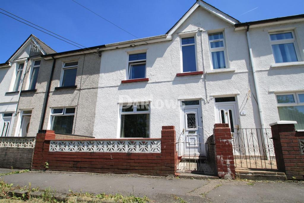 3 Bedrooms Terraced House for sale in GIbbons villas, Ebbw vale, Blaenau Gwent