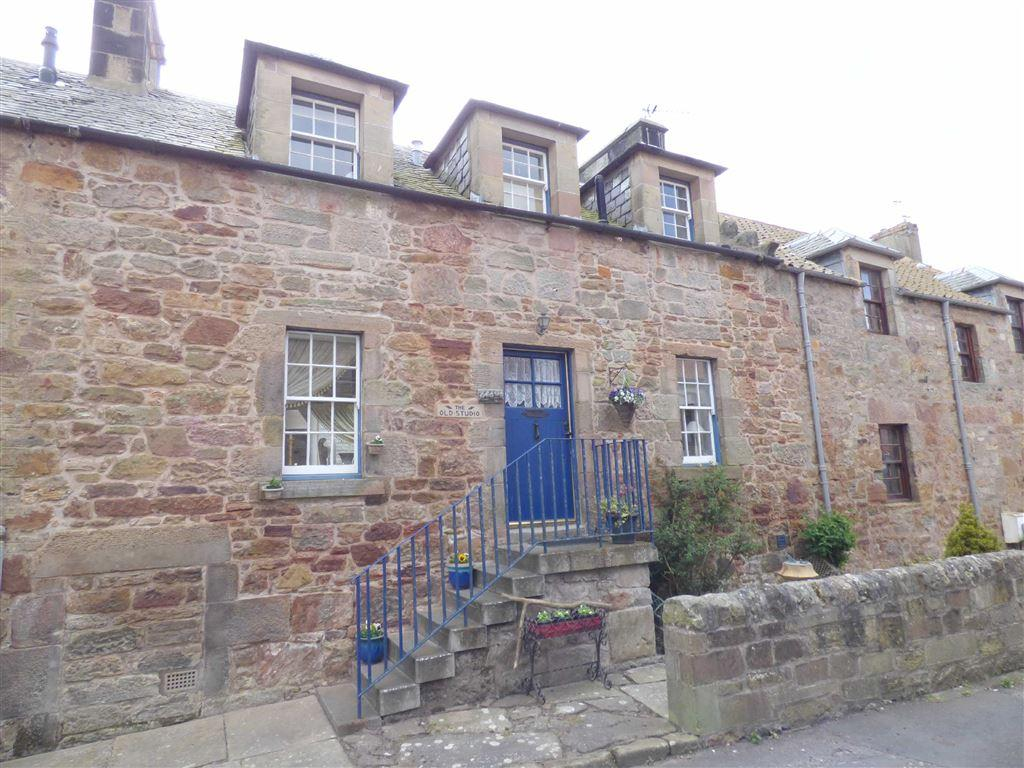 3 Bedrooms Terraced House for sale in West Green, Crail, Fife