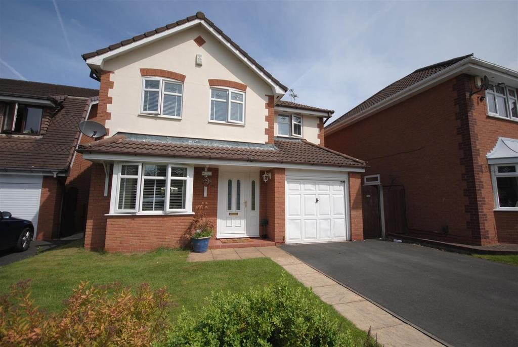4 Bedrooms Detached House for sale in Havenwood Road, Wigan