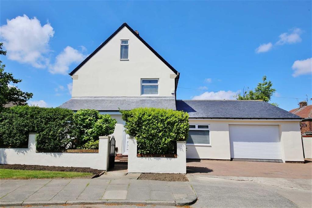 4 Bedrooms Detached House for sale in Greystoke Avenue, Ashbrooke, Sunderland, SR2