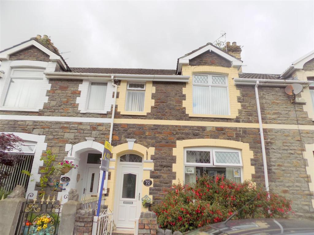 2 Bedrooms House for sale in Hunter Street, Neath
