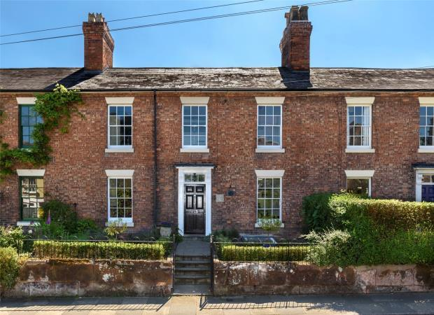 4 Bedrooms House for sale in Belle Vue Road, Shrewsbury, Shropshire