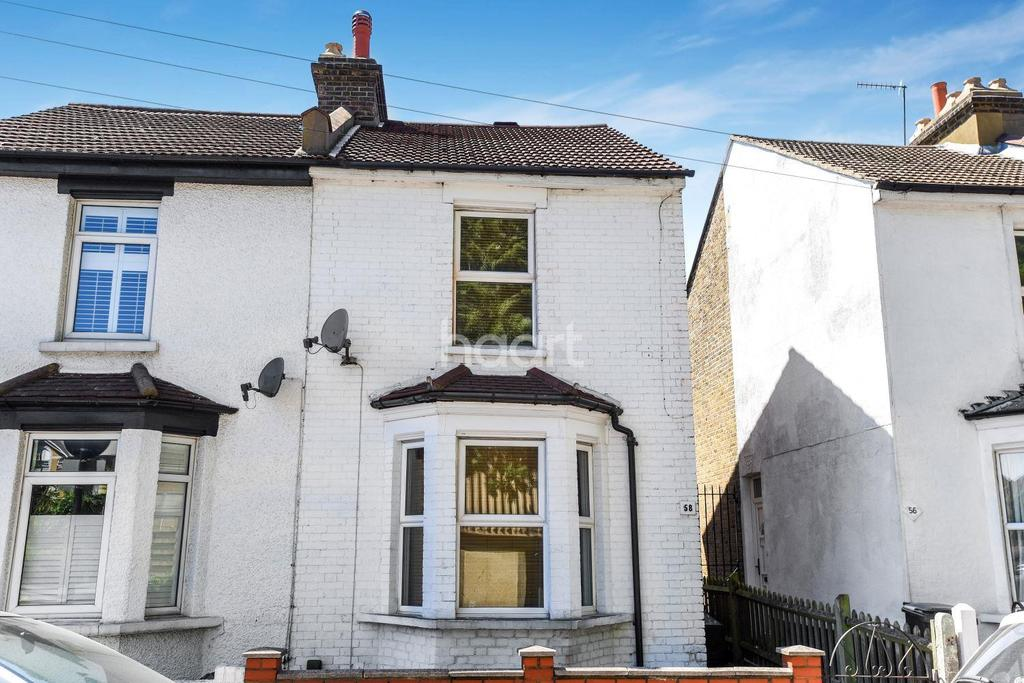 3 Bedrooms End Of Terrace House for sale in Church Road, Croydon, CR0