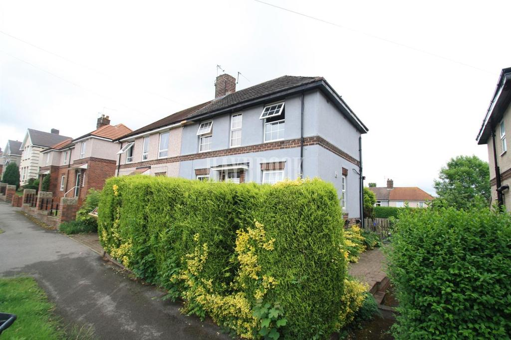 3 Bedrooms Semi Detached House for sale in Dial House Road, Wisewood, Sheffield