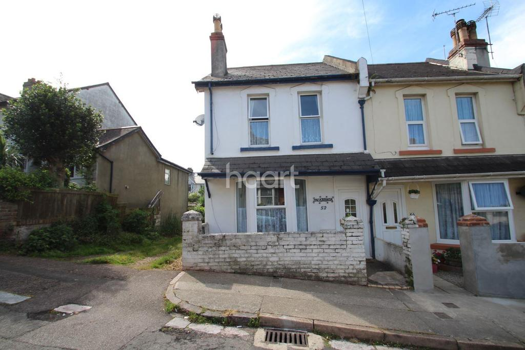 3 Bedrooms End Of Terrace House for sale in York Road, Paignton