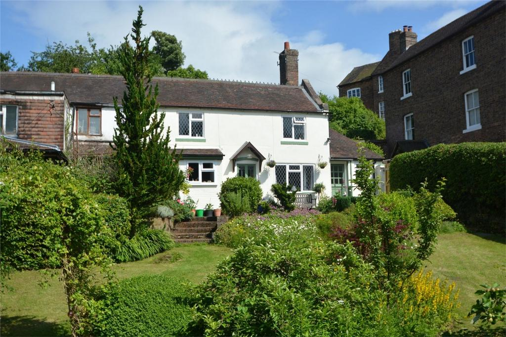 2 Bedrooms Semi Detached House for sale in 22 Simpsons Lane, Broseley Wood, Broseley, Shropshire
