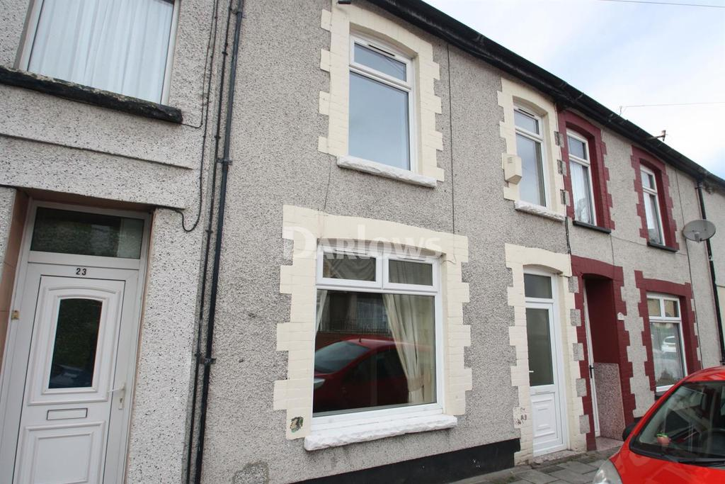 3 Bedrooms Terraced House for sale in Oakfield Terrace, Llwynypia